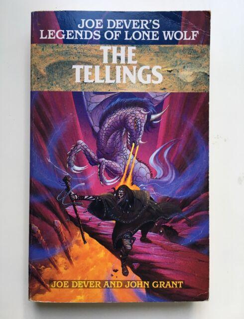 The Tellings - Legends of Lone Wolf #9 - Joe Dever & John Grant