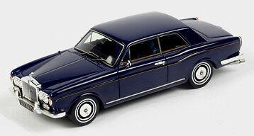 Wonderful modelcar Rolls Royce Cornicghe Coupe  - 1 43 - lim.ed.
