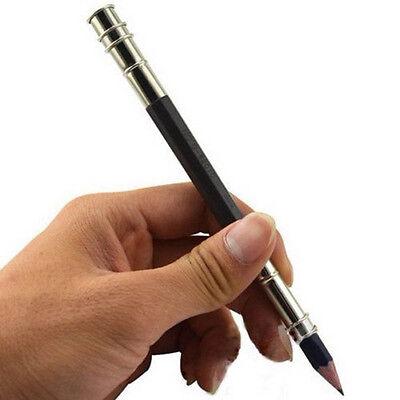 Verstellbar Dual Bleistift Verlängerung Bleistift Halter Pencil Extender JUDE