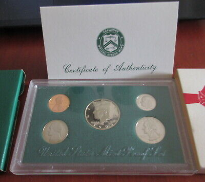 in Original Government Packaging 1996 United States Mint Uncirculated Coin Set U96