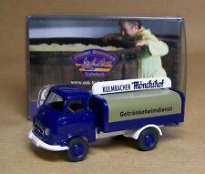 """Wiking Sondermodell: Hanomag Kurier """"Kulmbacher Mönchshof - Getränkeheimdienst"""""""