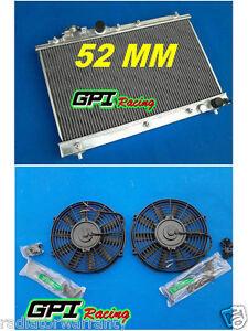 For-Toyota-Celica-GT4-3S-GTE-ST205-Aluminium-Radiator-FAN