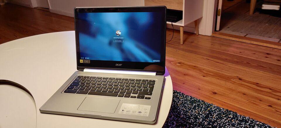 Acer R13, 2.1 GHz, 4 GB ram