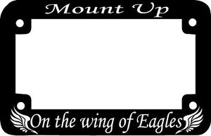 image is loading motorcycle mount up on the wing of eagles