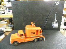 Vintage Tonka Mobile Clam Digger Crane Shovel Truck Hi-way Dept Works