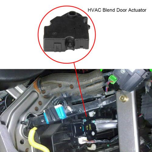 604-106 Heater AC Fan Air Vent Blend Door Actuator For Silverado GM Pickup Truck