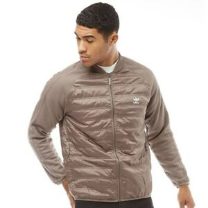 67747e4e Image is loading Adidas-Originals-Mens-Superstar-Jacket-SST-Classic-Quilted-