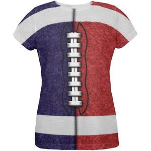 All Shirt T And Navy Team Womens Football Over Red Fantasy W8c1Xnzn