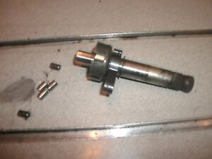 kick bike mini vintage assy mx100 fuji starter chapparral st100 shaft