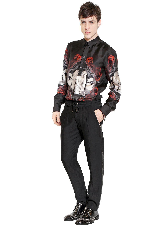 65% di sconto JOHN RICHMOND Nero Pantaloni con tasche con zip W36 IT52 non Jeans
