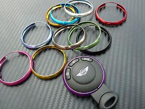 Anello-decorativo-di-chiave-Mini-One-Cooper-D-SD-S-JCW-John-Cooper-Works-paceman