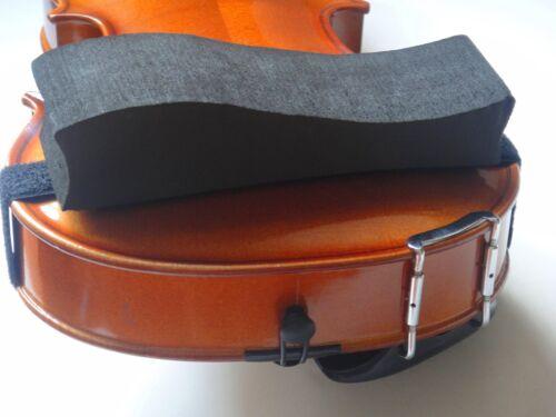 The HAN Shoulder Rest-Violin /& Viola-3//4-4//4 Sponge//Foam OTHER SIZES AVAILABLE