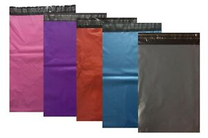 50-Strong-Mailing-Post-Mail-Postal-Bags-9-034-x-12-034-Poly-Postage-Self-Seal-Cheap