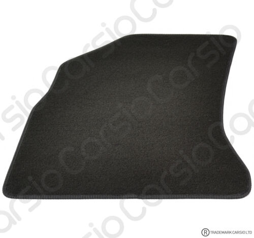Citroen C4 Picasso 07-13 Tailored Black Car Floor Mats Carpets 3 Piece Set