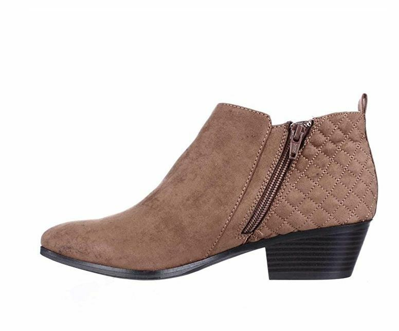 Style & Co. Damenschuhe Wessley Closed Fashion Toe Fashion Closed Stiefel, Tan, Größe 5.5 … f69cad