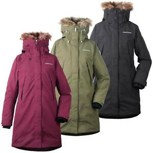 16fa3259 Image is loading Didriksons-Nadine-Womens-Waterproof-Insulated-Parka