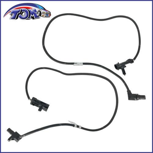 ABS Wheel Speed Sensor Front-Left//Right For Chevrolet S10 GMC Sonoma 2PCS