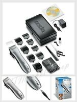 Cordless Hair Clippers Trimmer Cutting Professional Cut Shaver Salon Barber Kit