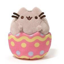 Gund New * Easter Egg Pusheen * Holiday Cat 4.25 Inch Plush Plushie Kitty Tabby