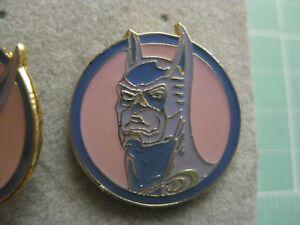 Rare-Pink-BATMAN-EARRINGS-for-pierced-ears-girls-women-ladies-girl