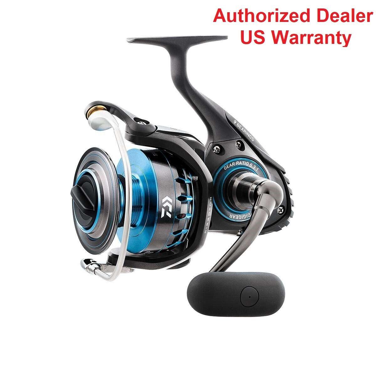 Brand New Daiwa Saltist 4500 5.7 1 Saltwater Spinning Fishing Reel SALTIST4500