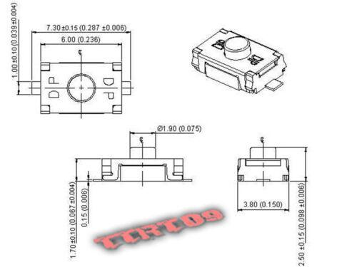 LLAVE PARA PEUGEOT 106 206 207 306 307 PARTNER BOXER EXPERT BATERIA CR2016 2xPUL
