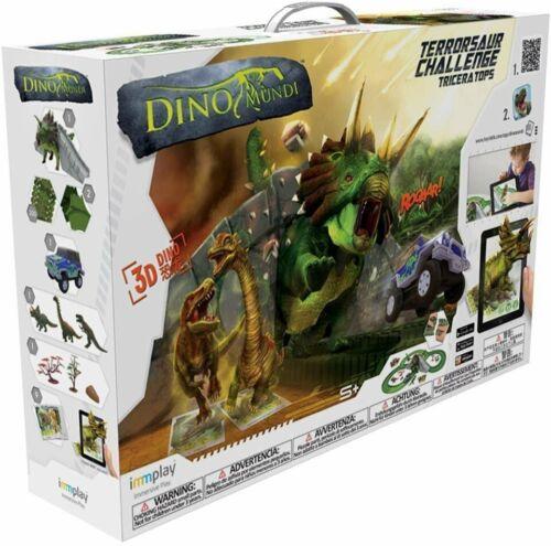 Triceratops Adventure Game