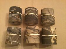 "Camo Tape, Realtree Hardwoods, 6 rolls of 2"" x10', bulk, Camp-Cap; Made in USA"