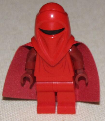 LEGO STAR WARS IMPERIAL ROYAL GUARD MINIFIGURE DARTH VADERS GUARD FIG