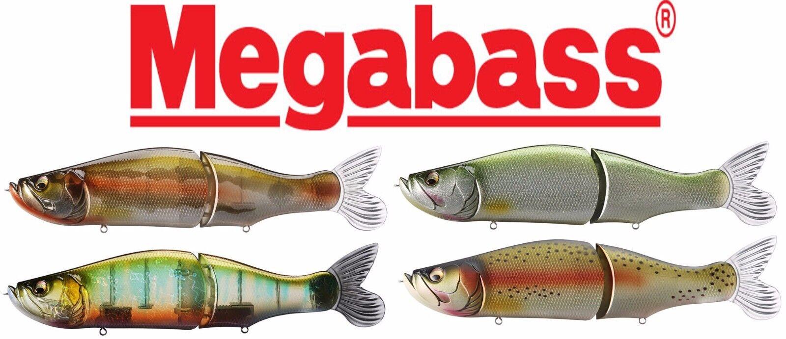 Megabass deslizo 262T-duro cuerpo Glide Swimbait 10 1 3  (26Cm) Señuelos De Pesca