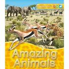Explorers: Amazing Animals by Jinny Johnson (Paperback, 2016)