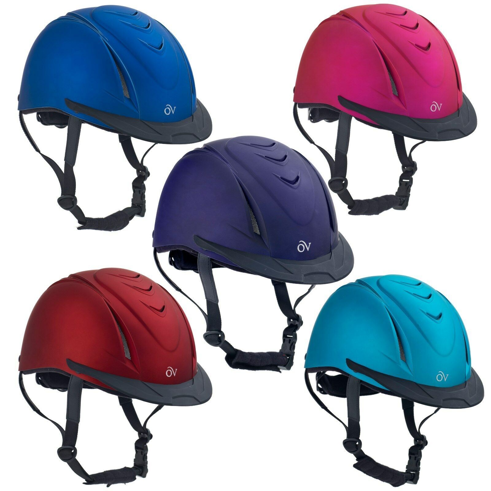 Ovation Metallic Helmet, Various Sizes  & colors  come to choose your own sports style