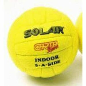 Carta-SOLAR-Indoor-Football-Size-4-Flou-Yellow-Foot-Ball-Five-A-Side-Six-A-Side