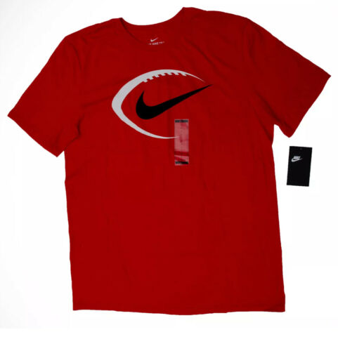 Men/'s NIKE T-SHIRT S-4XL Graphic Swoosh-Just-Do-It Logo Crew Athletic Fit Tee