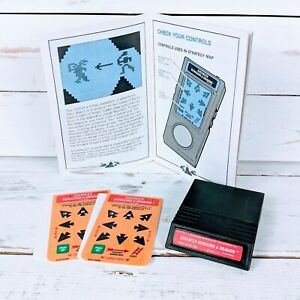 Advanced-Dungeons-amp-Dragons-by-Mattel-Electronics-1982-Video-Game-Intellivision