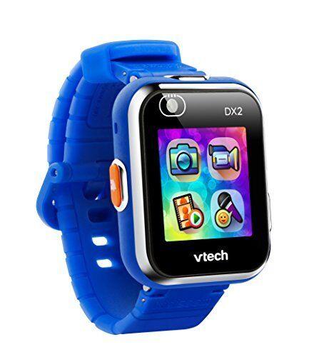 Vtech 80-193804 Kidizoom Smart Watch DX2 blau Smartwatch für Kinder Kinders