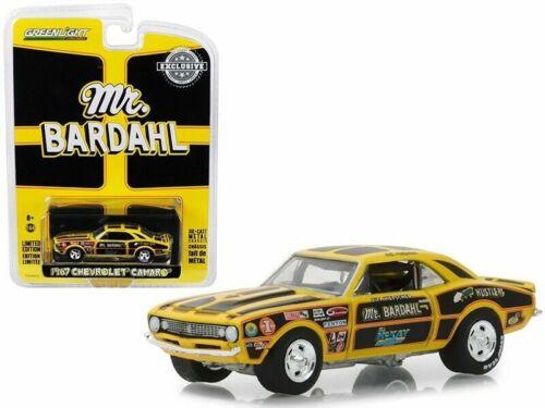 1967 Chevrolet Camaro  427 Mr Bardahl II Racing  **** Greenlight 1:64 NEU