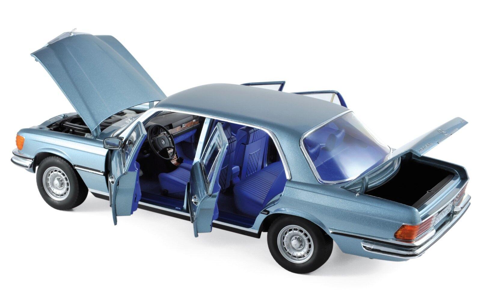 Mercedes-Benz 450  SEL 6.9 1976 arrivais met 1 18 Norev 183457 NOUVEAU & NEUF dans sa boîte  est réduit