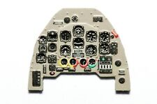 Ju-87 B-1 STUKA PHOTOETCHED, COLORED INSTRUMENT PANEL TO AIRFIX #7275 1/72 YAHU