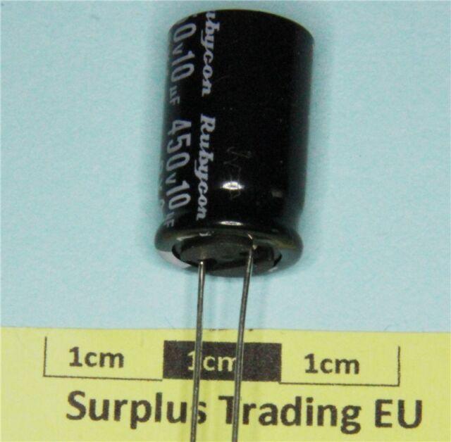 Electrolitico Condensador 330/µF 450V 105/°C ; LGW2W331MELB45 ; 330uF