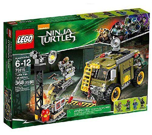 Lego 79115 Furgoneta Tortuga