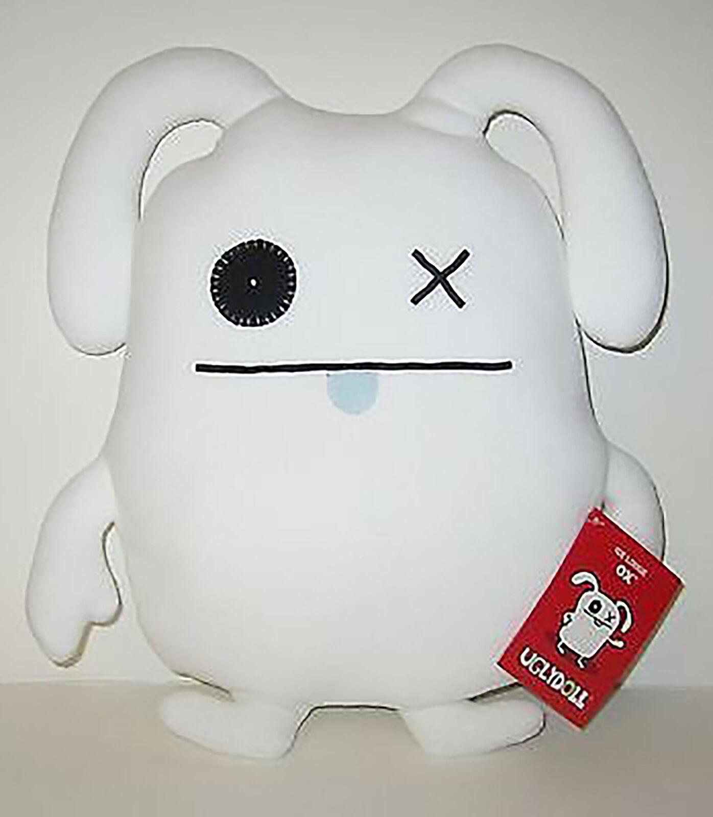 Uglydoll Ice Lodge Ox Classic Plush