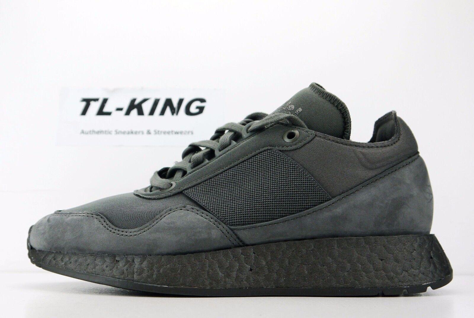Adidas Originals Daniel Arsham New York Present Dark Grey Black DB1971 Price reduction