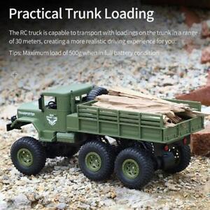 JJRC-Q68-Six-Wheel-Remote-Control-Military-Truck-Off-road-Vehicle-Four-Wheel