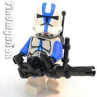 Sw659bg Lego Star Wars 501st Legion Clone Trooper With Backpack & Gun 75002