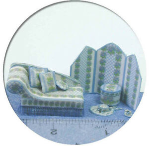 KIT-1-48-scale-kit-Blue-Iris-Chaise-amp-Accessories-1-4-034-designed-by-Jean-Day