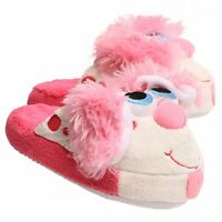 Perky pink puppy stompeez slippers ORIGINAL BOX  seen on TV small med large NIB