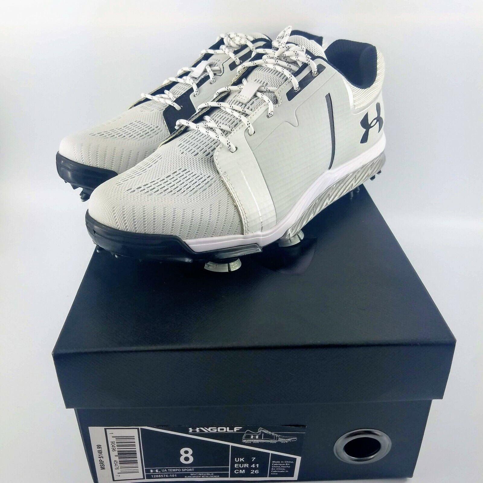 Under Armour UA Tempo Sport Golf Shoes