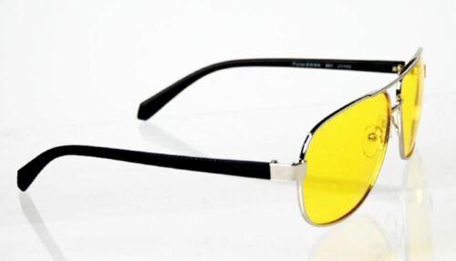 S Night Driving vision HD Glasses Prevention Yellow Driver Sunglasses Eyeglasses
