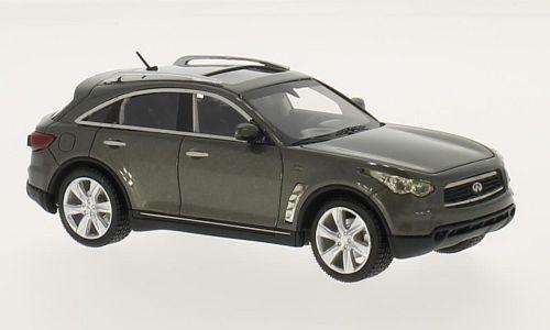 Neo  1 43  Infiniti FX50 S, metallic-grey 2010 limited 300 pcs